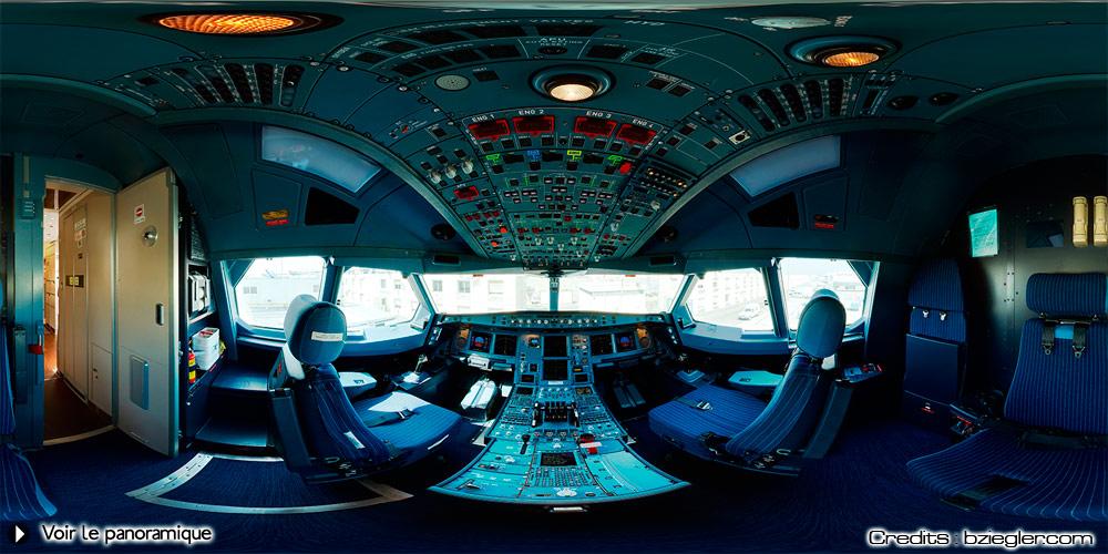 Je voudrais page 8 for Interieur airbus a340 600