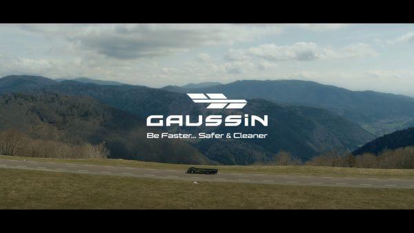 Skateboard hydrogène Gaussin